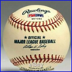 Albert Pujols Signed 2009 Home Run Derby MLB Baseball PSA/DNA LOA