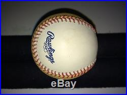 Albert Pujols signed 2009 Home Run Derby Money Ball & signed GU batting glove