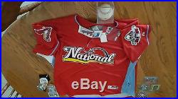 Albert pujols 09 homerun derby jersey