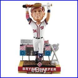 BRYCE HARPER Washington Nationals Home Run Derby Champion EXCLUSIVE Bobblehead