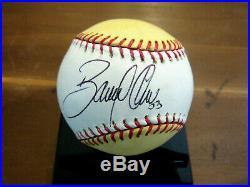 Bobby Abreu 20/20 Phillies Yankees Signed Auto 2005 Home Run Derby Baseball Mlb