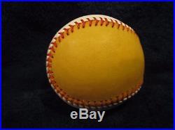 Carl Yastrzemski Autographed OML Home Run Derby (Selig) Baseball PSA Cert
