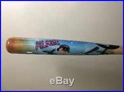 Chandler Baseball Bat 35 Inch Aaron Judge Pro Maple Homerun Derby Mlb Authentic