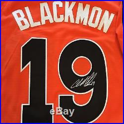 Charlie Blackmon Signed/ Autographed 2017 Home Run Derby Jersey Colorado Rockies