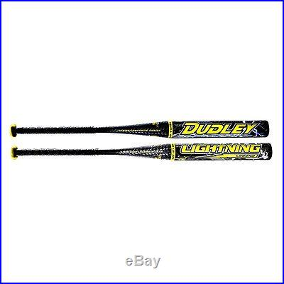 DUDLEY LIGHTNING HOMERUN DERBY Senior Softball Bats SHAVED AND ROLLED