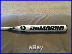 Demarini CF3 Homerun Derby Bat Hot S H A V E D 34/25 Endload