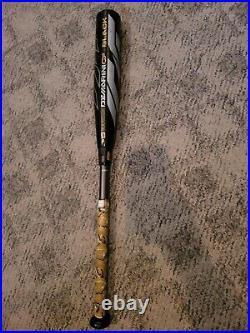 Demarini CF Zen Black Homerun Derby/Cooperstown bat