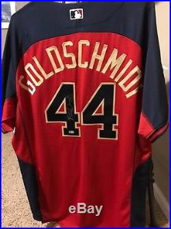 Diamondbacks Paul Goldschmidt All-Star/Home Run Derby Autographed Jersey