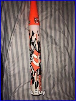 Dudley demolition ASA endloaded slowpitch softball bat 26oz Home Run Derby Bat