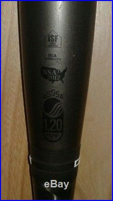 EASTON L1.0 SP13L1 26oz USSSA SLOWPITCH SOFTBALL BAT HOMERUN DERBY BAT HELMER