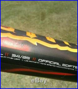 Easton Fire Flex OCTANE Homerun Derby Slowpitch Bat SP18OCT 34/25