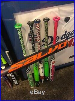Easton SALVO 34in/26.5 Home Run Derby ASA Bat Read Description