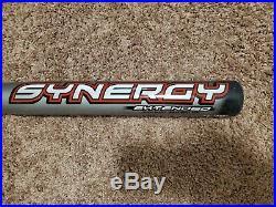 Easton Synergy Extended SCX3 Home Run Derby Softball Bat 34/27 ASA Super hot