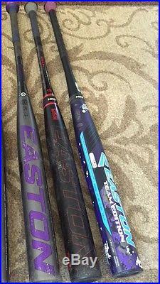 FIRE! Easton Helmer Flex Rolled Aggressive Shaved Bat USSSA 27.5 Homerun Derby