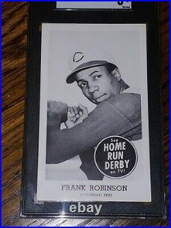 FRANK ROBINSON 1959 Home Run Derby SGC 3 but looks Nm+