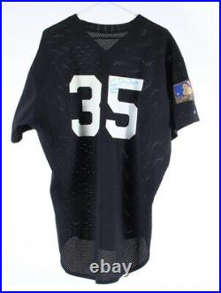 Frank Thomas 1994 All Star Homerun Derby Worn And Autographed Jersey JSA