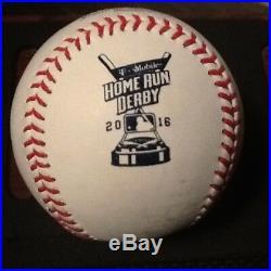 GAME USED All Star Baseball HOME RUN DERBY Adam Duvall Cincinnati Reds HR MLB