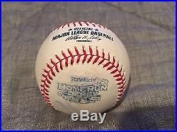 GAME USED All Star Baseball HOME RUN DERBY Brandon Inge MLB Detroit Tigers HR