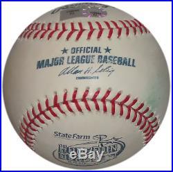 GAME USED All Star HR Baseball HOME RUN DERBY Corey Hart Milwaukee Brewers 2010