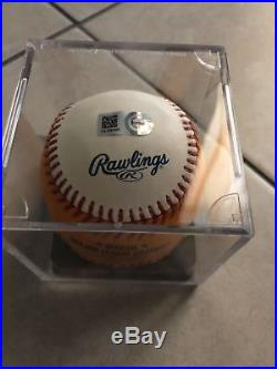GOLD HOME RUN DERBY Game Used All Star Baseball Todd Frazier Cincinnati Reds HR