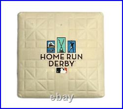 Game Used 2007 MLB All Star Home Run Derby San Francisco Base With MLB Holo