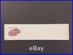 Game Used 2010 Home Run Derby Commemorative Pitching Rubber MLB Authenticated