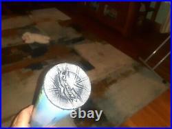 HOMERUN DERBY BAT-Miken Platinum Senior 27 oz. Bat