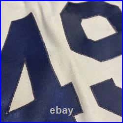 HOME RUN DERBY VINTAGE 70s ROAD GRAY SOUTHLAND ATHLETIC BASEBALL JERSEY XL 48