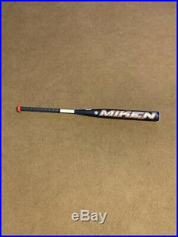 HOT! NEW Shaved And Rolled Miken Freak Patriot Home Run Derby Bat ASA 26oz