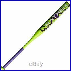 HOT! NEW Shaved And Rolled WORTH MAYHEM XL Home Run Derby Bat. 28oz