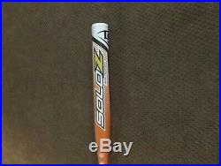 HOT! NEW Shaved-Home Run Derby Bat- Louisville Slugger ASA Solo Z