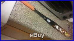 HOT! NEW Shaved-Home Run Derby Bat- Louisville Slugger USSSA Solo Z 27.5oz