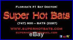 HOT! (Shaved) Homerun Derby Bat 2016 Easton Brian Wegman Bomb Squad ASA USSSA