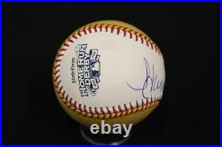 Hank Aaron Signed Omlb Home Run Derby Baseball 2011 Autograph Jsa Jb1830