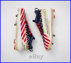 Harper 3 LIMITED EDITION HOME RUN DERBY stars and stripes America Size MEN 8.5