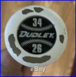 Home Run Derby Dudley Lightning Legend Senior Softball Bat 25.5 Oz