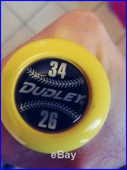 Homerun Derby Dudley Senior Sofball bat