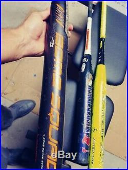 Homerun Derby Slowpitch Softball Bat Easton Bomb Squad Dual Stamp Usssa Asa