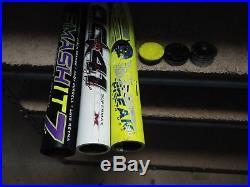 Homerun Derby Worth Smash It 7 Softball Bat (Shaved 1oz) USSSA softball bat