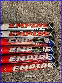 Homerun derby slowpitch softball bats