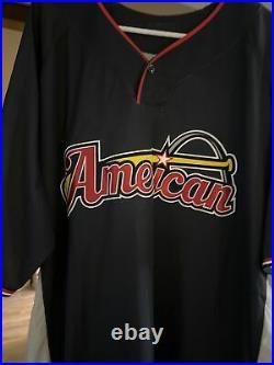 Joe Mauer Autographed 2009 Americam League All Star Home Run Derby Worn Jersey