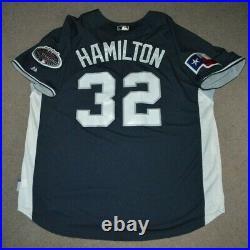 Josh Hamilton 2008 MLB All Star Game Home Run Derby AUTHENTIC Jersey XL Majestic