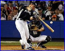 Josh Hamilton 28 HR Home Run Derby Yankee Stadium Signed All-Star Game Baseball