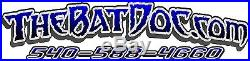 Louisville Slugger 2018 Xeno Plus -9 Fastpitch Homerun Derby Bat WTLFPXN18A9