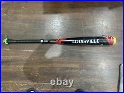 Louisville Slugger 916 Shaved And Rolled Homerun Derby Bat 33/30