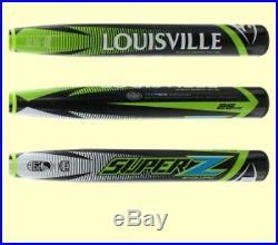Louisville Slugger Super Z Homerun Derby Softball Bat z1000 catalyst z2000 solo