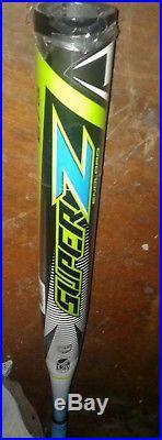 Louisville Slugger Super Z Homerun derby softball bat get ready for next season