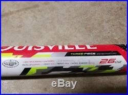 Louisville Slugger Z4 Shaved Hot Homerun Derby Bat 26oz