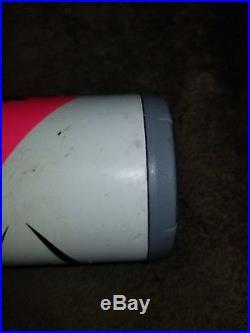 Louisville Slugger z4000 Plus SHAVED! Rolled 25.0 homerun derby bat