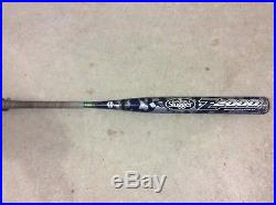 Louisville slugger z2000 slowpitch softball bat, home run derby 26.5/34